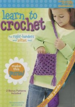 Learn to Crochet: Purse Kit