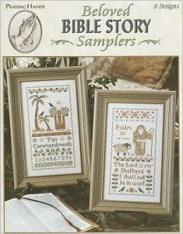 Beloved Bible Story Samplers (Leisure Arts #24024)
