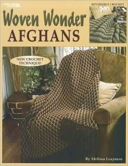 Woven Wonder Afghans (Leisure Arts #3442)