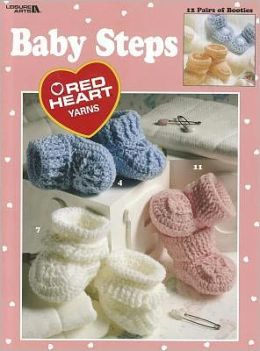 Baby Steps (Leisure Arts #2865)