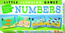 Matching Puzzle Cards: Numbers