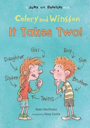 Celery and Winston: It Takes Two!