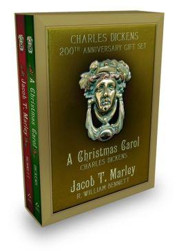 Jacob T. Marley and a Christmas Carol: Charles Dickens 200th Anniversary Gift Set