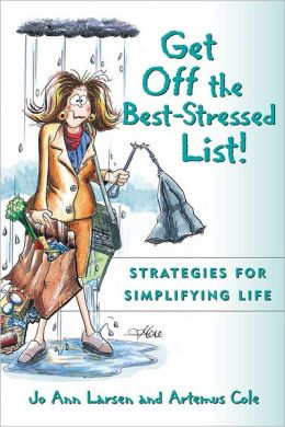 Get off the Best-Stressed List