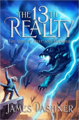 The Void of Mist and Thunder (13th Reality Series #4)