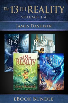 The 13th Reality - The Complete Set: The Journal of Curious Letters; The Hunt for Dark Infinity; The Blade of Shattered Hope; The Void of Mist and Thunder