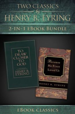 Henry B. Eyring 2-in-1 eBook Bundle