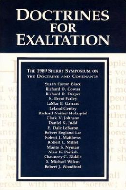 Doctrines of Exaltation: 1989 Sperry Symposium