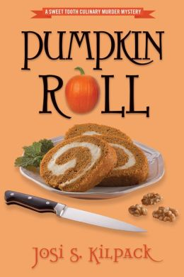 Pumpkin Roll (Culinary Murder Mysteries Series #6)