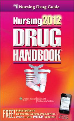 Nursing2012 Drug Handbook with Online Toolkit