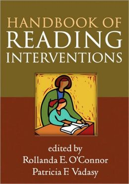 Handbook of Reading Interventions