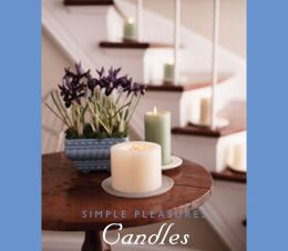 Simple Pleasures Candles