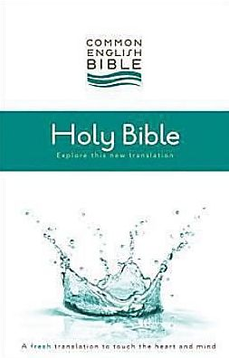 Common English Bible Thinline Softcover
