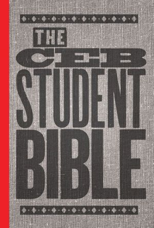 Book The CEB Student Bible: United Methodist Confirmation Edition--Hardcover