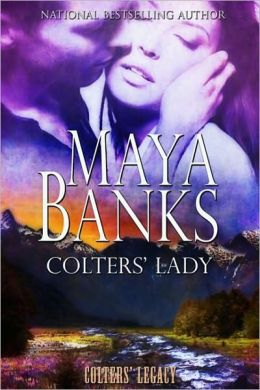 Colters' Lady (Colters' Legacy Series #2)