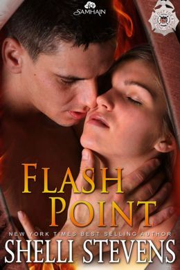 Flash Point (Holding Out for a Hero Series #3)