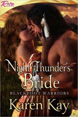 Night Thunder's Bride