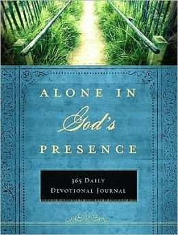 Alone in God's Presence: 365 Devotional Journal