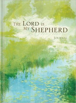 The Lord is My Shepherd Journal 5X7