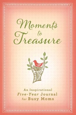 Moments to Treasure 5-Yr. Memory Book for Busy Moms