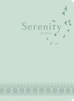 Serenity Deluxe Leather Luxe Journal