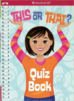 This or That Quiz Book
