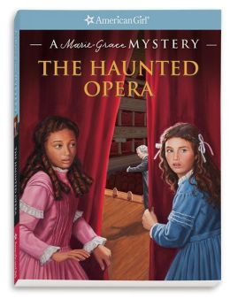 The Haunted Opera: A Marie-Grace Mystery