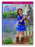 Book Cover Image. Title: Saige (Girl of the Year 2013 #1), Author: Jessie Haas