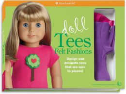 Doll Tees Felt Fashions