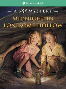 Midnight in Lonesome Hollow: A Kit Mystery (American Girl Mysteries Series)