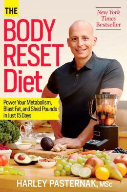 The Body Reset Diet: Reset Your Metabolism, Supercharge Your Results & Slim Down for Life