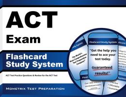 ACT Exam Flashcard Study System