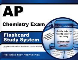 AP Chemistry Exam Flashcard Study System