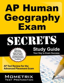 AP Human Geography Exam Secrets Study Guide