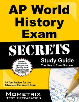 AP World History Exam Secrets Study Guide