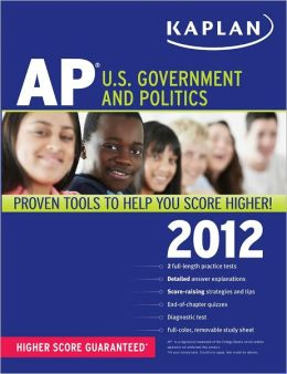 Kaplan AP U.S. Government and Politics 2012