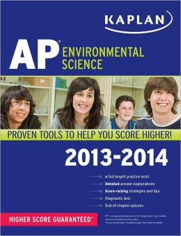 Kaplan AP Environmental Science 2013-2014