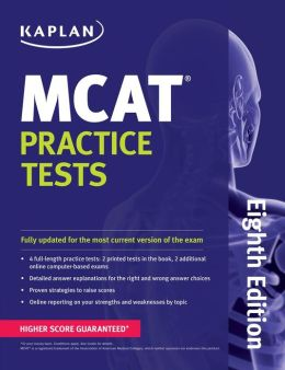 Kaplan MCAT Practice Tests