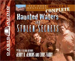 Haunted Waters and Stolen Secrets: Red Rock Mysteries Book 1 & 2