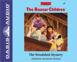 The Woodshed Mystery (The Boxcar Children Series #7)