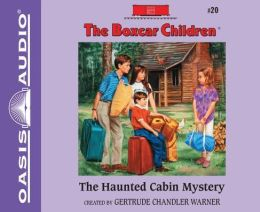 The Haunted Cabin Mystery (Library Edition)