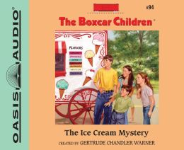 The Ice Cream Mystery (Library Edition)