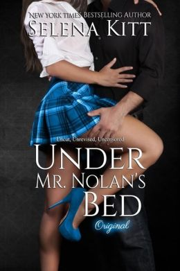 Under Mr. Nolan's Bed (erotic erotica menage ffm taboo incest daddy father daughter threesome romance)