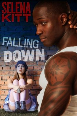 Falling Down (erotic erotica interracial black man white woman nonconsent military romance)