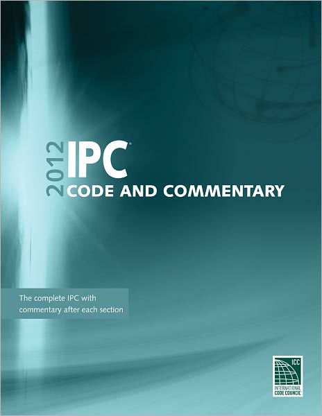 2012 International Plumbing Code Commentary