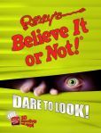 Book Cover Image. Title: Ripley's Believe It Or Not! Dare to Look!, Author: Ripley's Believe It Or Not