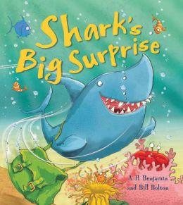 Shark's Big Surprise
