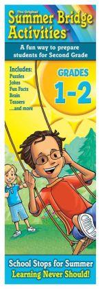 Summer Bridge Activities Fact Cards, Grade 1-2