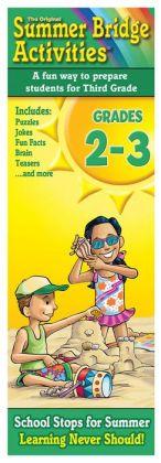 Summer Bridge Activities Fast Cards, Grade 2-3