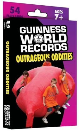 Guinness Outrageous Oddities: Ages 7+
